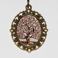 Tree Of Life #001. Pendant Necklace
