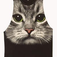 Cat Lover Muscle Tee