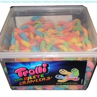 Trolli Sour Brite Crawlers, 63oz Tub:Amazon:Grocery & Gourmet Food