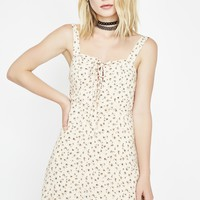 Sweet Habits Floral Dress