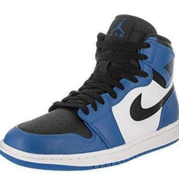 Nike Men's Air Jordan 1 Retro High Basketball Shoe air for one