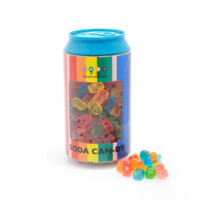 Dylan's Candy Bar Soda Can filled with Mini Gummy Bears | Dylan's Candy Bar