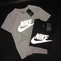 Nike Fashion casual reflective short sleeve
