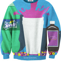 Dirty Sprite Unisex Crewneck