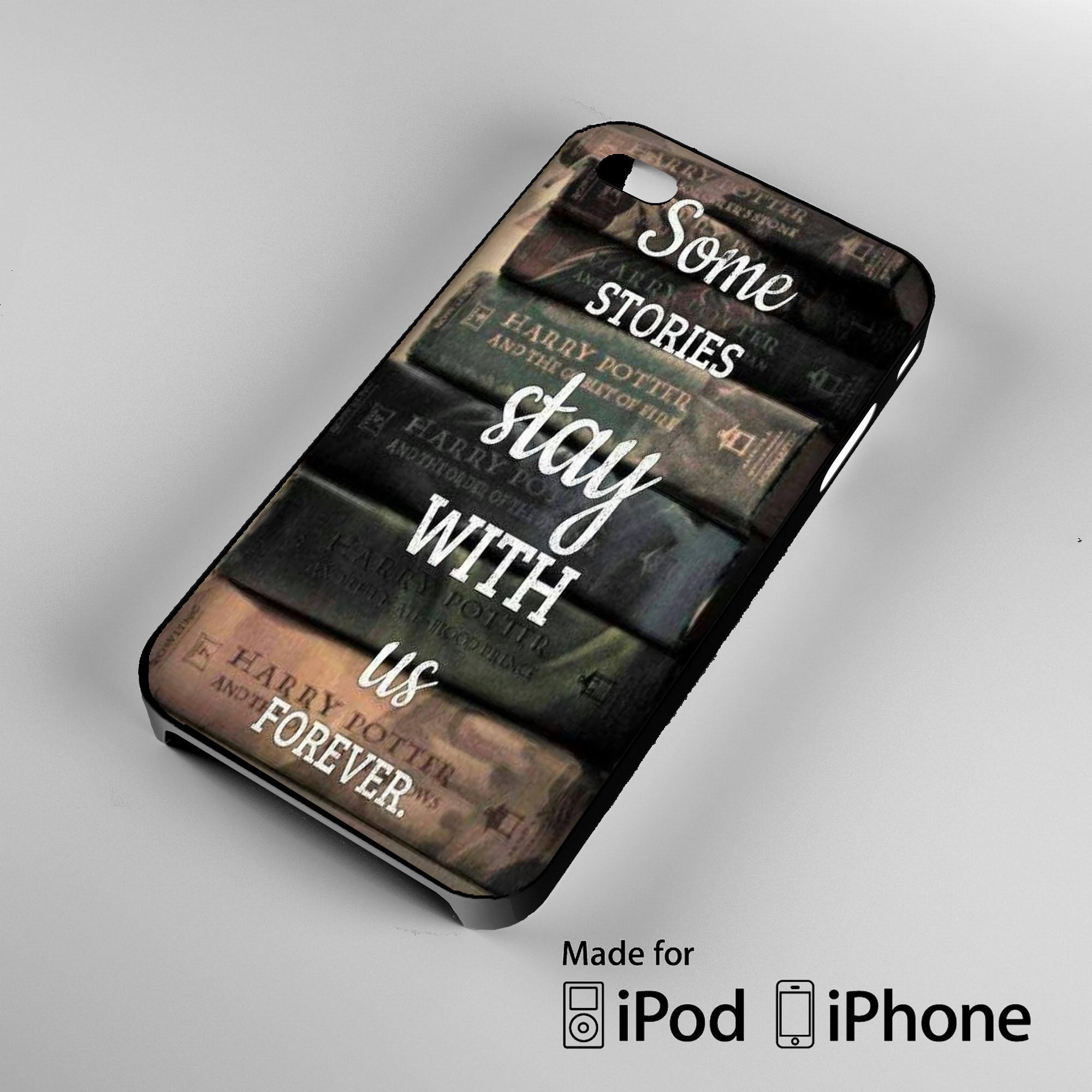 Harry Potter Old Books iPhone 4S 5S 5C 6 6Plus, iPod 4 5, LG G2 G3, Sony Z2 Case
