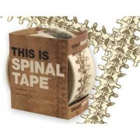 This Is Spinal Tape - packing tape | X-treme Geek