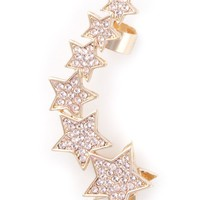 Luxury Fashion embellished single earring