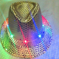 Bright LED Party Hat