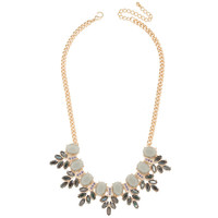 Grey Vines Necklace
