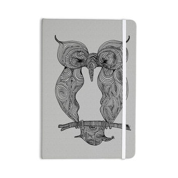 "Belinda Gillies ""Owl"" Everything Notebook"