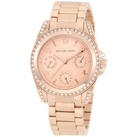 Michael Kors Watches Blair (Rose Gold)