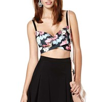 Underwraps Crop Top