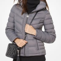 Quilted Down Parka | Michael Kors