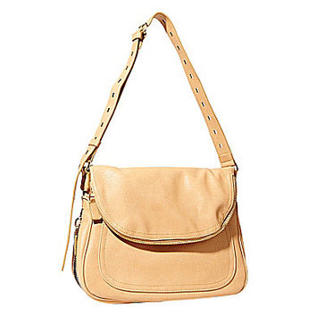 Big Buddha Arianna Flap Hobo Bag