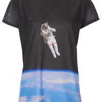 Astronaut Tee By Tee And Cake - New In This Week - Topshop