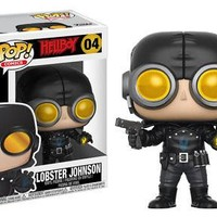 Funko Pop Hellboy: Lobster Johnson Vinyl Figure