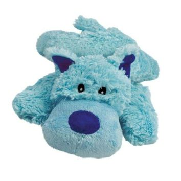 KONG Cozie Baily the Blue Dog Toy Medium 1ct