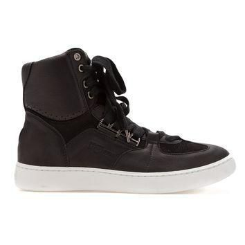 puma black label by alexander mcqueen joust mid iv trainer  number 4