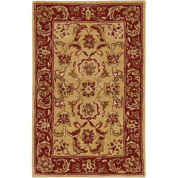 Surya Floor Coverings - A111 Ancient Treasures 2' x 3' Area Rug