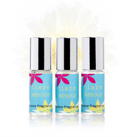 Tiare Amour™ perfume oil. White Floral Tropical