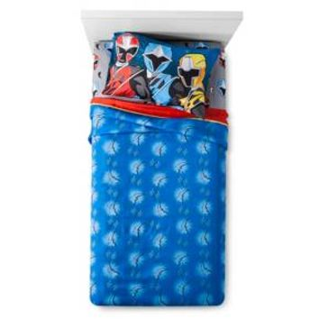 Power Rangers Sheet Set (Twin)