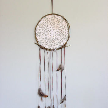 Natural Handmade Bohemian Dream Catcher