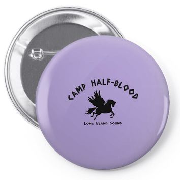 camp half blood Pin-back button