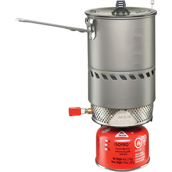 MSR Reactor 1.0L Stove System One Color, 1.0l