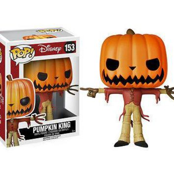 Funko Pop Disney: Nightmare Before Christmas - Pumpkin King Vinyl Figure