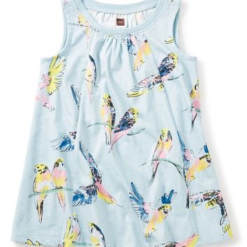 Tea Collection Lorikeet Print Dress (Baby Girls) | Nordstrom