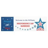 Welcome to the Independence Day Barbeque Banner