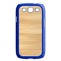 Wooden Panel Samsung Galaxy S3 Case