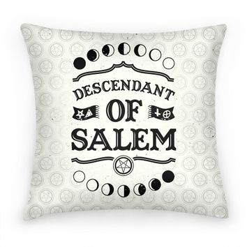 Descendent Of Salem