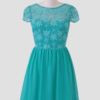 Ivy Terrace Embroidered Dress
