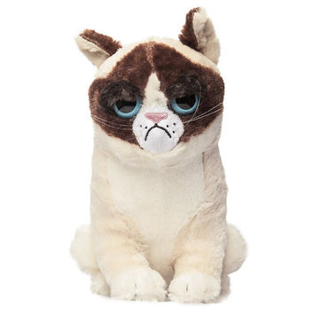 Grumpy Cat - Plush Toy
