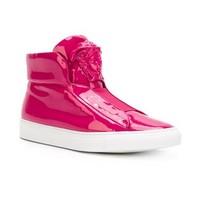 Versace Medusa Hi-top Sneakers - Elite - Farfetch.com