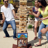 $78.00 Backyard Block Party Outdoor Game HUGE by BackyardBlockparty