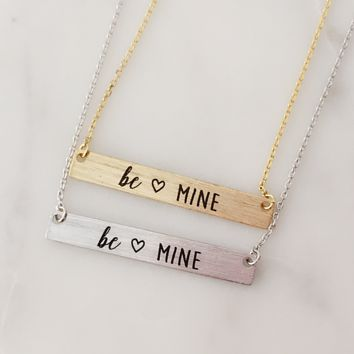 Be Mine Necklace