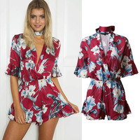 2017 spring women trend new European and American wind printing [10203235079]