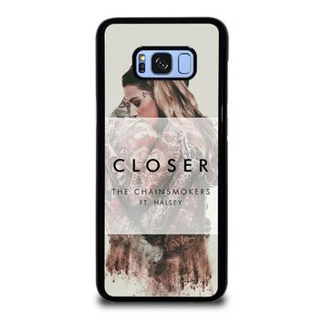 THE CHAINSMOKERS ft. HALSEY Samsung Galaxy S8 Plus Case Cover