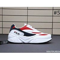 FILA VENOM 94 2018 summer new men and women models wild retro sports shoes F-A0-HXYDXPF #5