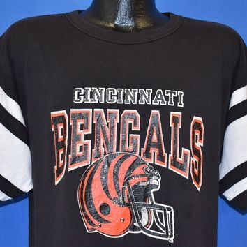 80s Cincinnati Bengals NFL Football Jersey t-shirt Large