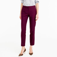 Paley pant in Super 120s wool - pants -Women- J.Crew