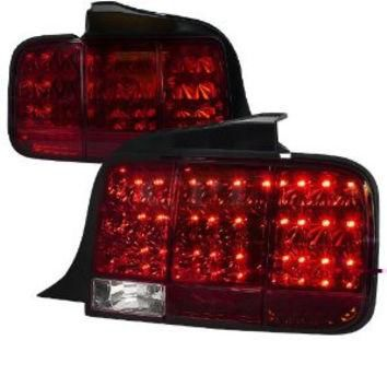 Ford Mustang Sequential Led Taillights - Red Performance Conversion Kit
