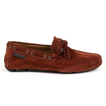 Andrew Charles Mens Loafer Brown STEVE