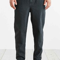 Standard Cloth Pilsen Elastic Waist Thorn Trouser- Charcoal