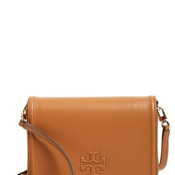 Tory Burch 'Thea' Leather Flat Wallet Crossbody Bag | Nordstrom