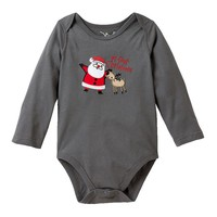 Jumping Beans ''My First Christmas'' Bodysuit - Baby Boy, Size: