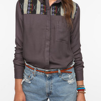 Staring at Stars Southwest Button-Down Shirt