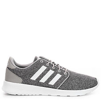 Adidas Neo Cloudfoam QT Racer Women's Running Shoe (DARK GREY)